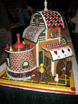 Конкурсант Annual Gingerbread Competition