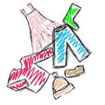 Испанский кроссворд La Ropa Одежда
